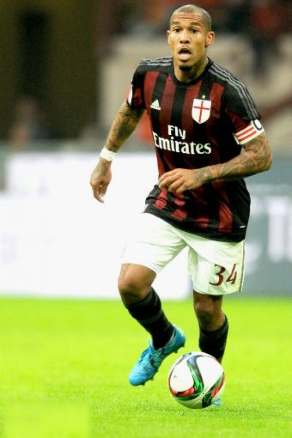 Nigel de Jong Foto: Getty Images