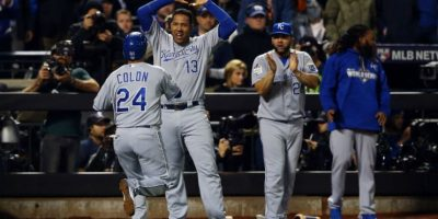 6. Kansas City gana la Serie Mundial Foto: Getty Images
