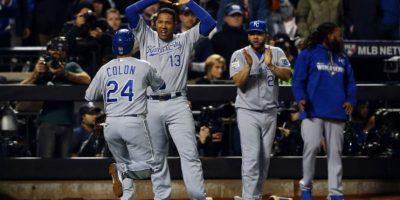 6. Kansas City gana la Serie Mundial Foto:Getty Images