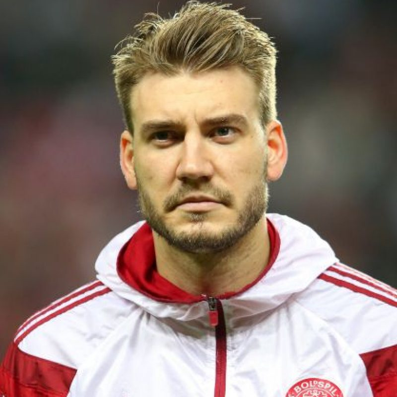 Nicklas Bendtner Foto: Getty Images