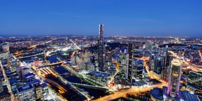 2. Melbourne, Australia. Foto:Wikipedia.org