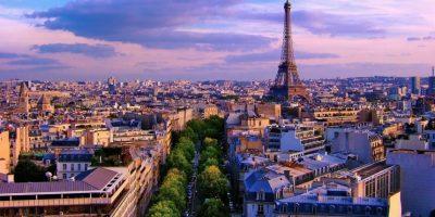 1. París, Francia. Foto:Vía flickr