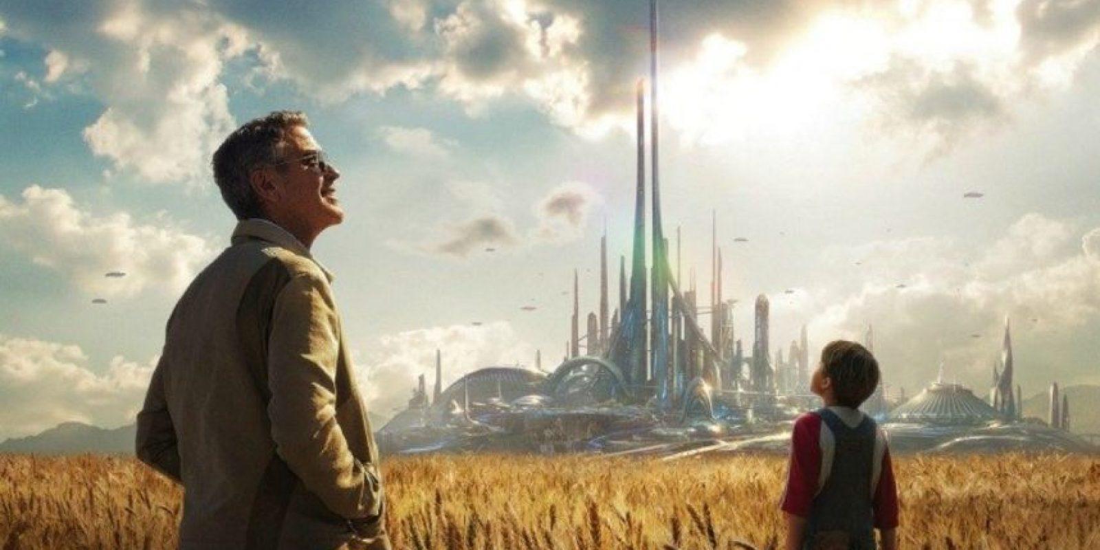 """Tomorrowland"" Foto:Disney"