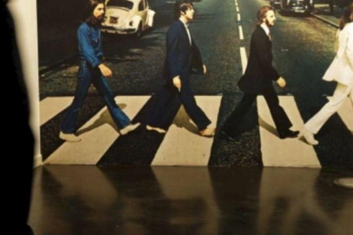 4. Música de los Beatles Foto:Getty Images