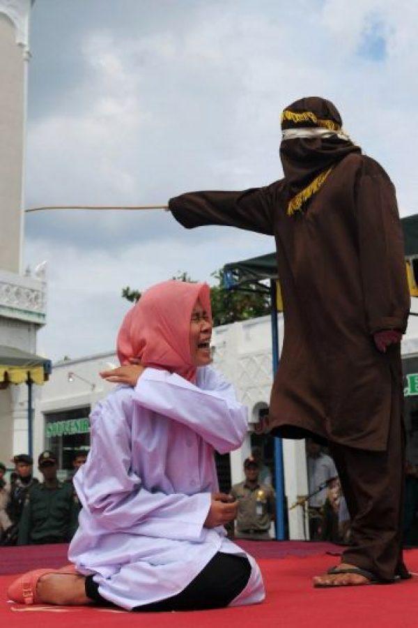 Los cuales fueron aplaudidos por la multitud Foto:AFP