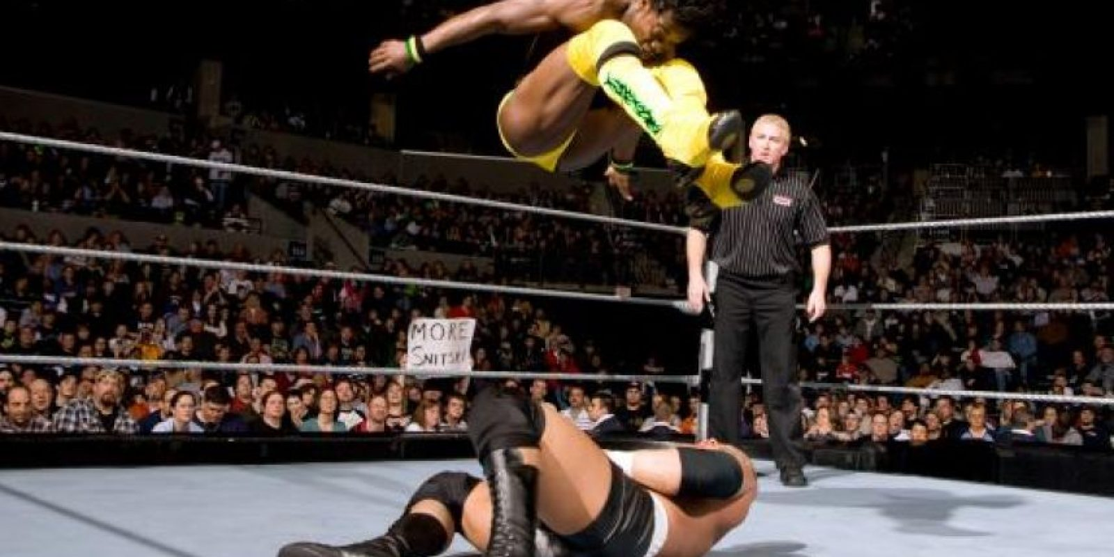 Kofi Kingston Foto: WWE