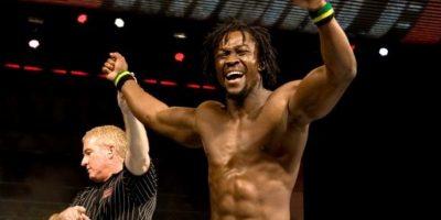 """El ahora miembro de """"The New Day"""" llegó a la WWE en enero de 2008, en una función de ECW Foto:WWE"""