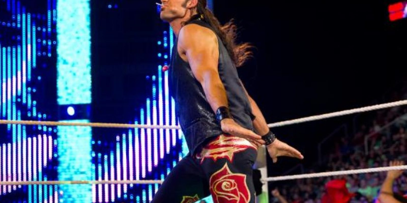 Adam Rose Foto: WWE