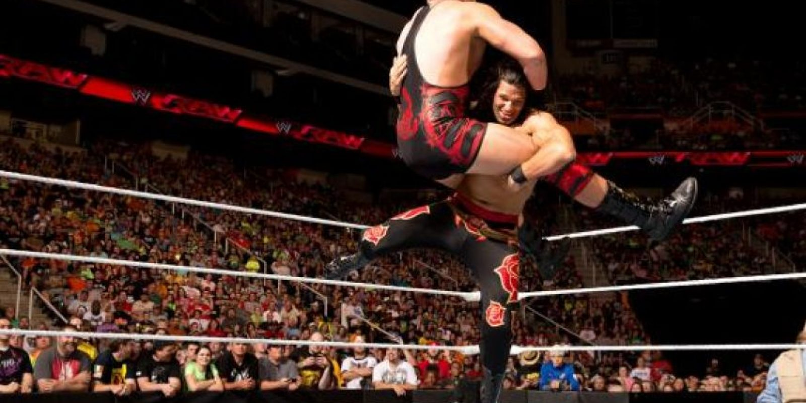 Debutó en mayo de 2014 Foto:WWE