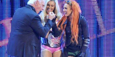 Es padre de Charlotte, actual Campeona de las Divas Foto:WWE