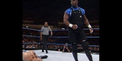 D-Von Dudley en el Sunday Night Heat del 5 de septiembre de 1999 Foto:WWE