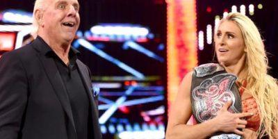 Ric Flair es un miembro del Salón de la Fama de WWE Foto:WWE