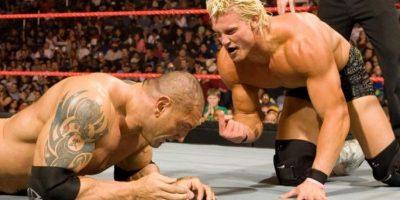 En Raw del 1 de diciembre de 2008 Foto:WWE