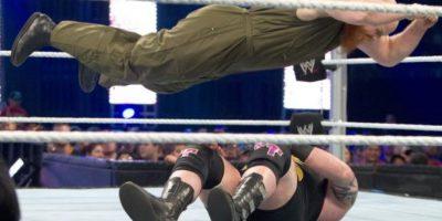 Hizo su debut el 26 de julio de 2014, en SmackDown Foto:WWE