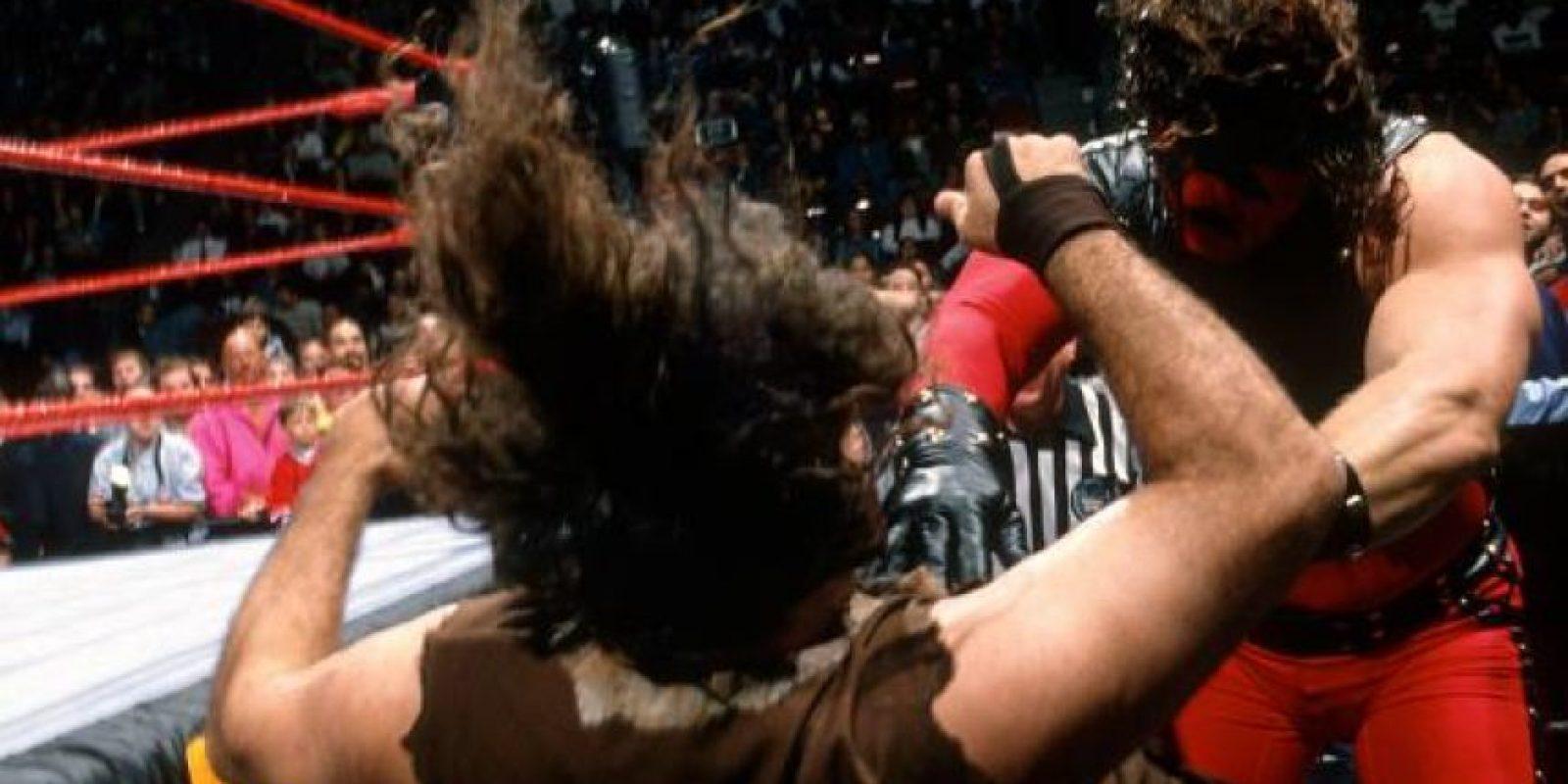 Kane en el Survivor Series de 1997 Foto:WWE