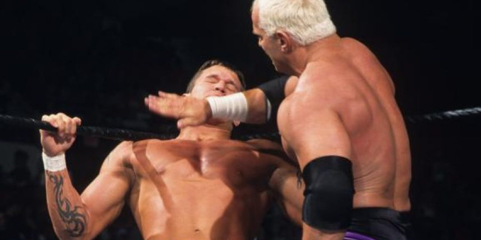 Apareció en 2002 Foto:WWE