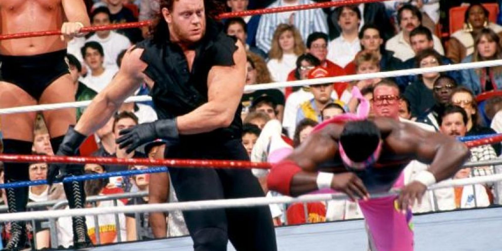 Peleó por primera vez en el Survivor Series de 1990 Foto:WWE