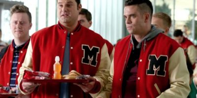 """Mark Salling saltó a la fama por su aparición en la serie """"Glee"""" Foto:IMDB"""