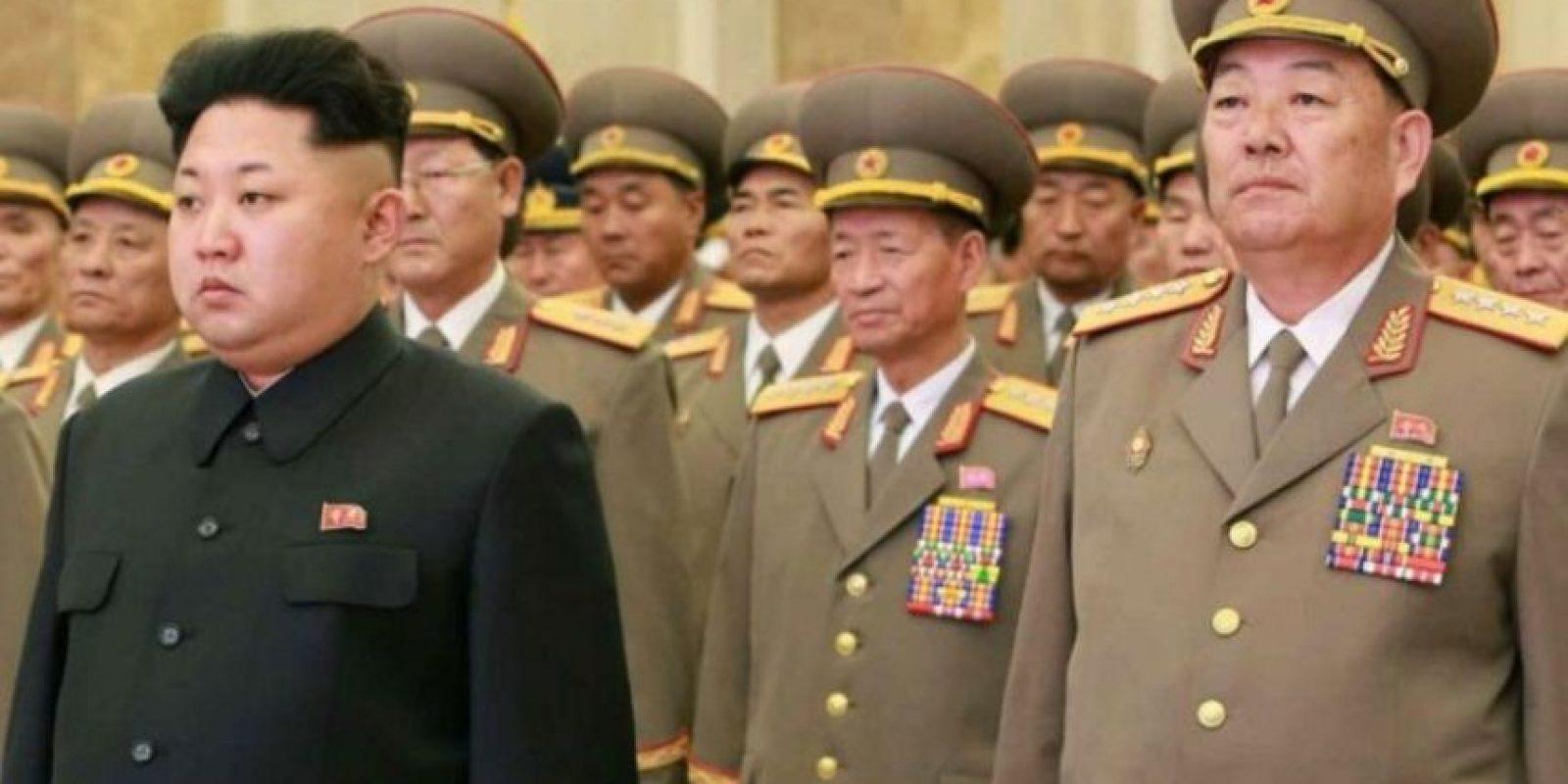 1. La muerte del ministro de Defensa, Hyon Yong-chol Foto:AFP
