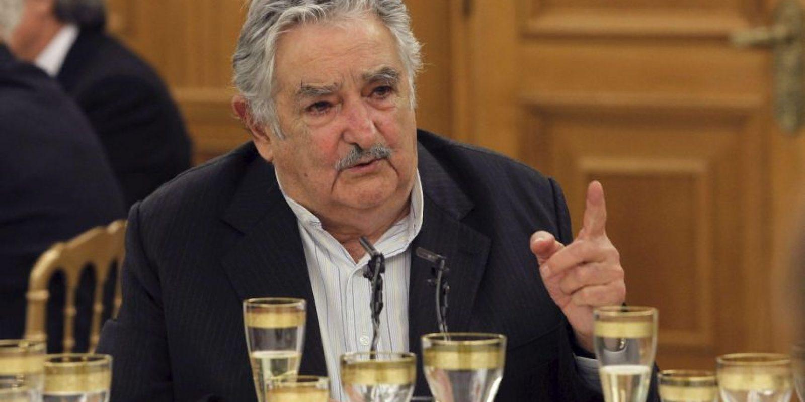 Fue el 40º Presidente de Uruguay entre 2010 y 2015. Foto:Getty Images