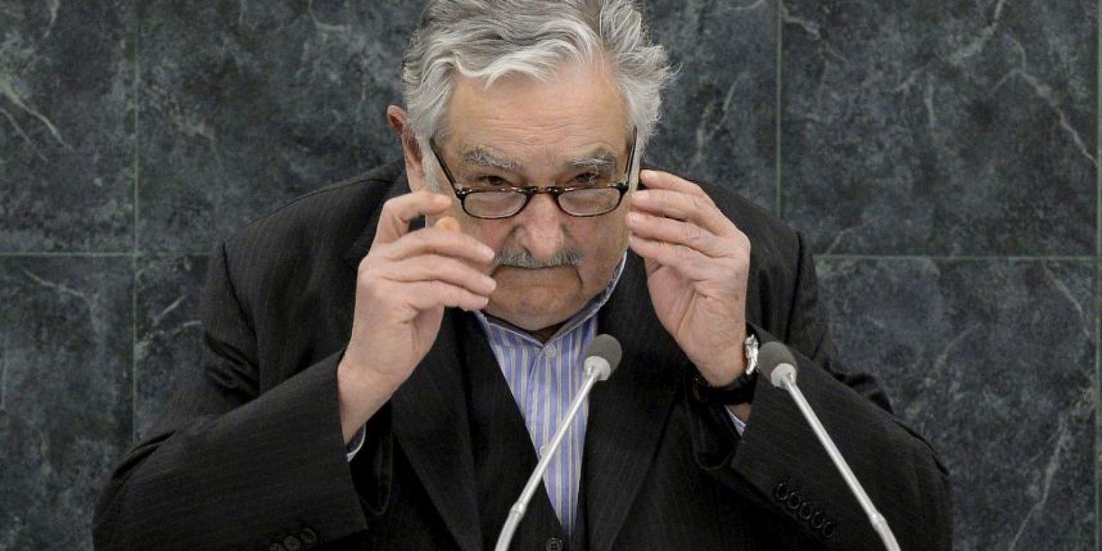 Es el líder del Movimiento de Participación Popular, sector mayoritario del partido de izquierda Frente Amplio. Foto:Getty Images