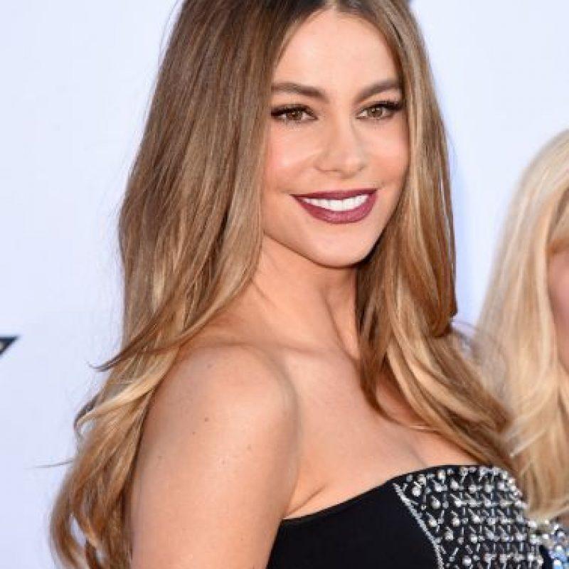 Sofía Vergara perdió la sonrisa que la caracteriza Foto:Getty Images