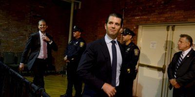 Es el hijo mayor, este 31 de diciembre cumple 38 años Foto:Getty Images