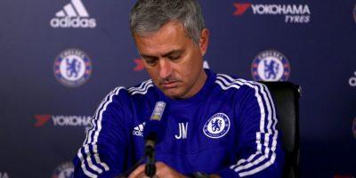 """La Champions con los """"Blues"""" se esfumó y una mala temporada en la Premier lo obligó a dejar el timón Foto:Getty Images"""