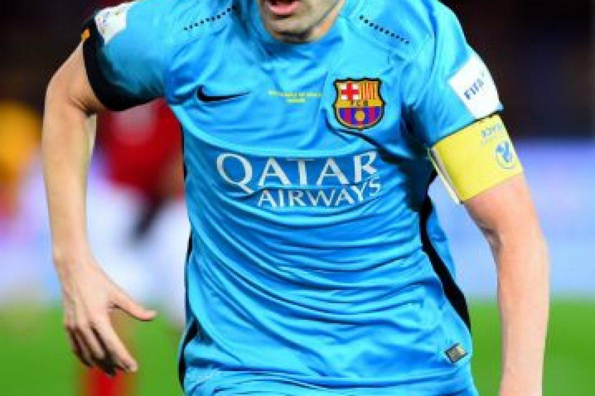 Andrés Iniesta (España, Barcelona) Foto:Getty Images