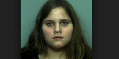 Rachel Hutson decidió quitarle la vida a su madre. Foto: Vía Virginia Police Department