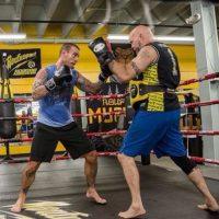 Y en diciembre del año pasado firmó con la UFC Foto:Vía instagram.com/cm.punk.ufc