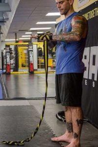 3. CM Punk Foto:WWE