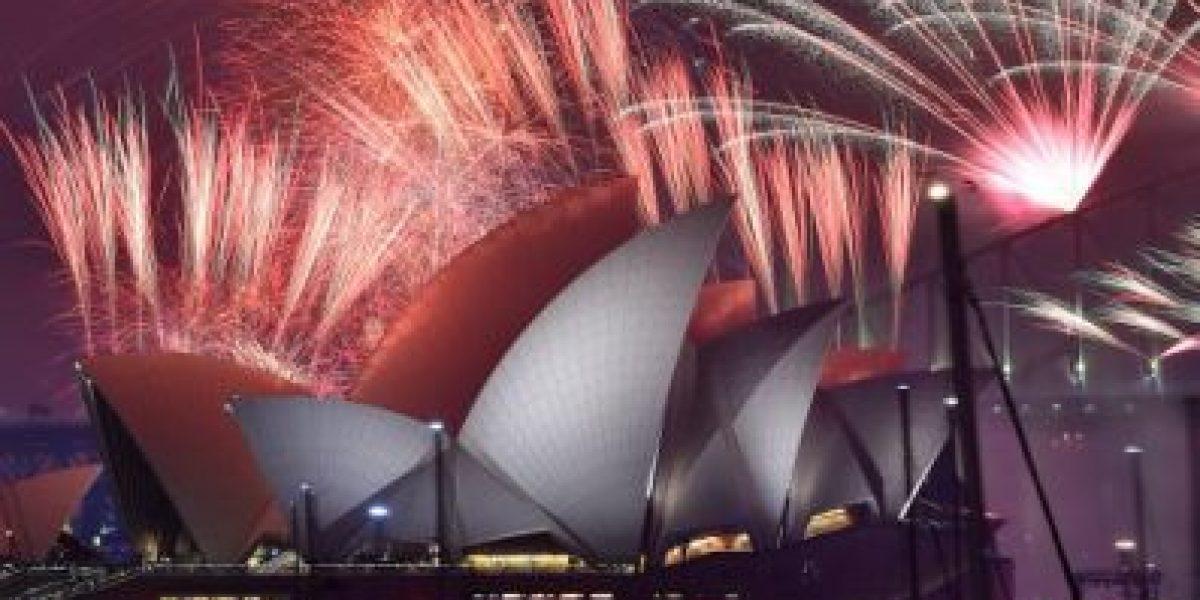 Las mejores imágenes de los países que ya recibieron el 2016