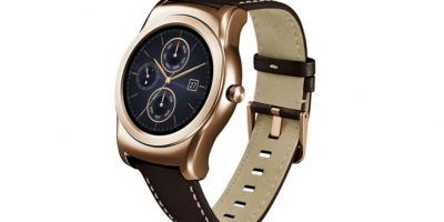 4- LG G Watch Urbane. Foto:LG