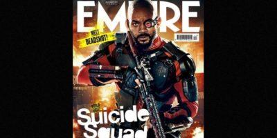"""""""Deadshot"""" es interpretado por Will Smith Foto:""""Empire Magazine"""""""