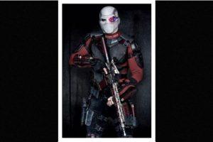 """""""Deadshot"""" fue presentado en el mundo de DC Comics como un luchador contra el crimen. Foto:Twitter/DavidAyerMovies"""
