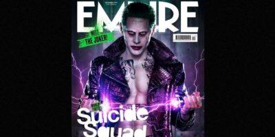 """Joker"" es Jared Leto Foto:""Empire Magazine"""
