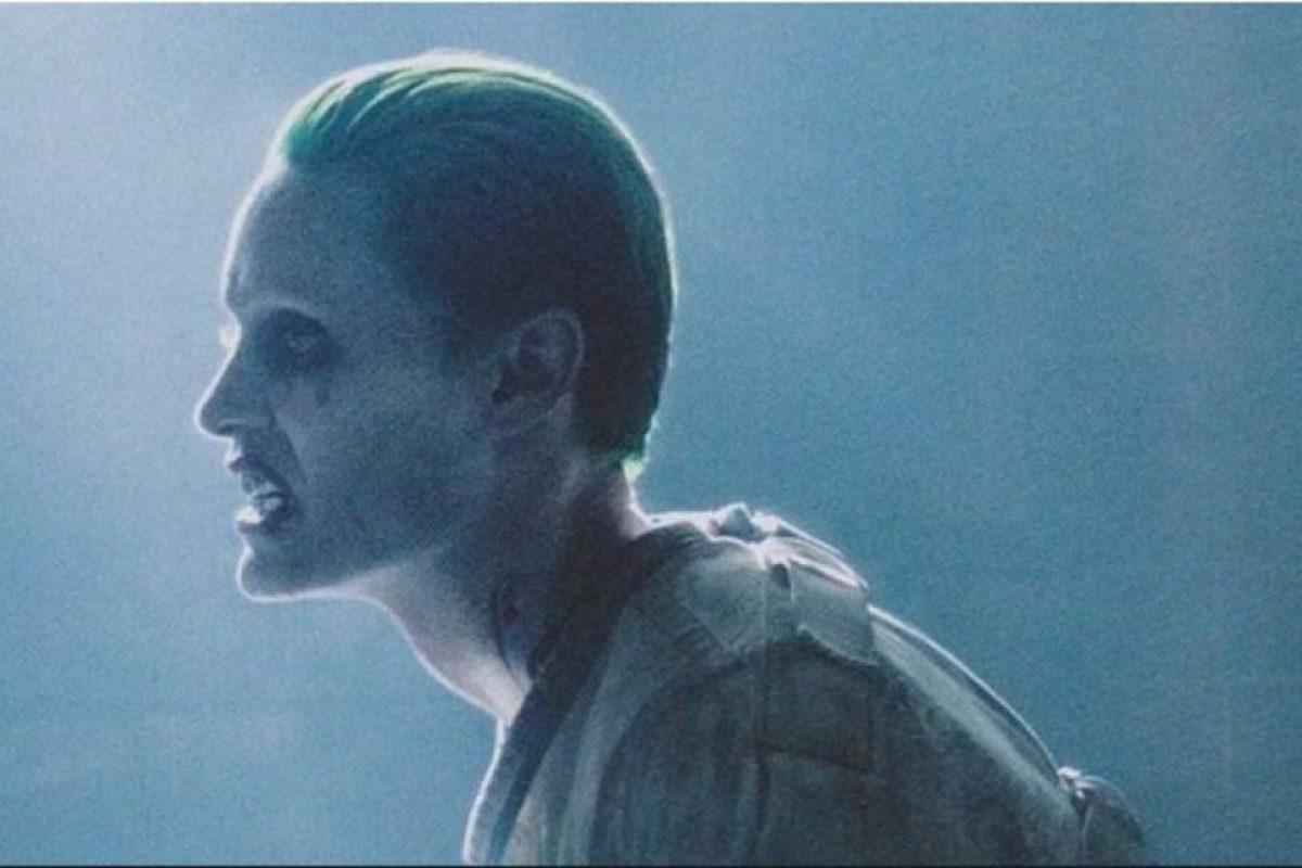 """Reinventando siempre el hecho de que hizo cambiar su apariencia. Foto:""""Empire Magazine"""""""
