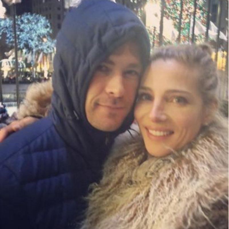 Chris Hemsworth y su esposa, Elsa Pataki Foto:Instagram/elsapatakyconfidential