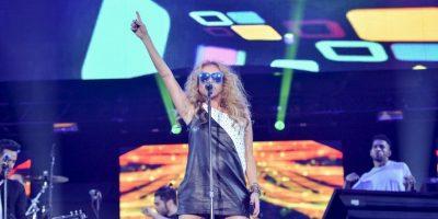 """Esto ocurrió en el concierto Gran Slam en el """"Marlins Park"""" Foto:Getty Images"""
