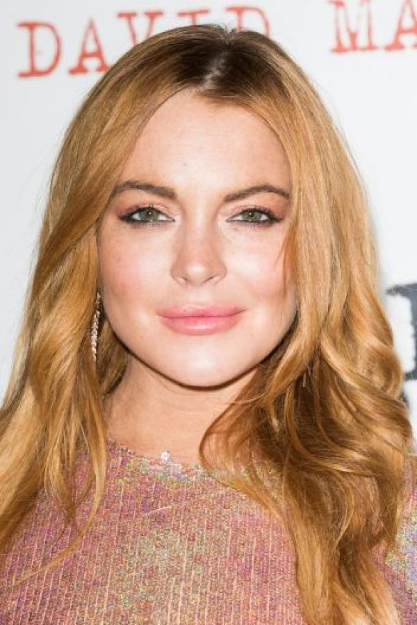 Lindsay Lohan Foto: Getty Images