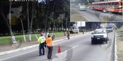 Anuncian altas multas para transportistas que incurran en anomalías
