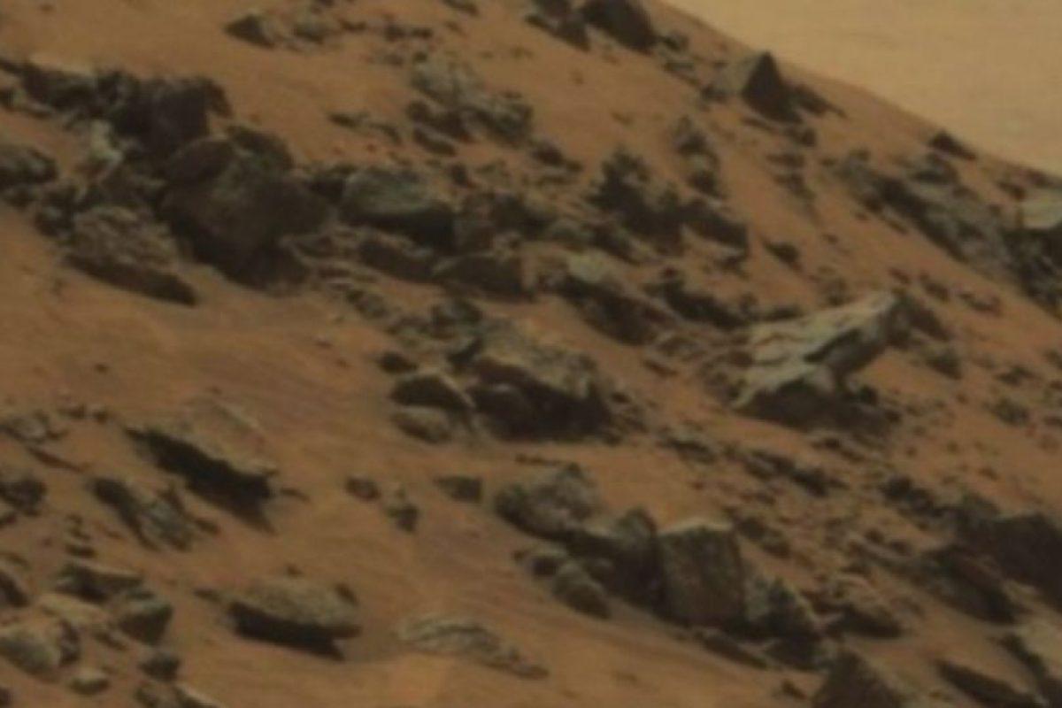 Fue descubierta en junio de 2015 Foto:Vía mars.jpl.nasa.gov/