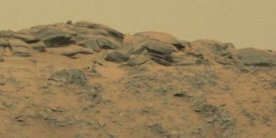 Fotografía difundida por la NASA . Foto:Vía mars.jpl.nasa.gov/