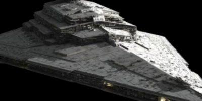 """La supuesta nave de """"Star Wars"""" encontrada en Marte Foto:Unieversal Studios"""