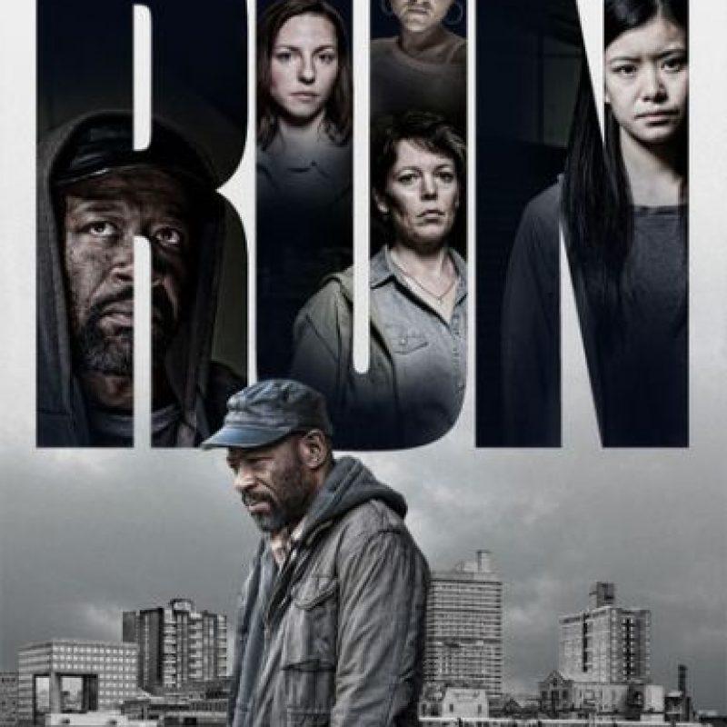 """Run"", temporada 1 – Disponible a partir del 1 de enero. Foto:vía Netflix"