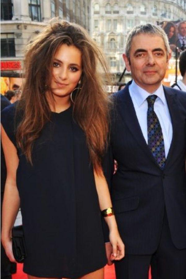 """Y el famoso comediante británico Rowan Atkinson, mejor conocido como """"Mr. Bean"""". Foto:IMDB"""