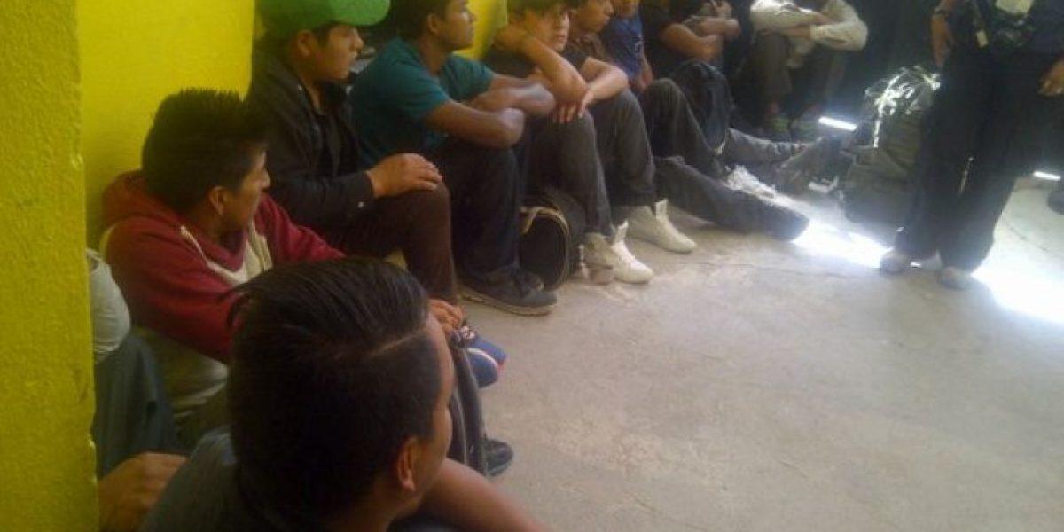 Rescatan a 13 extranjeros secuestrados en Huehuetenango