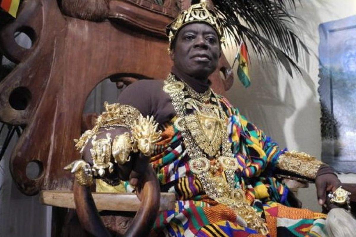Su verdadero nombre es Togbe Ngoryifia Cefas Kosi Bansah Foto:Twitter