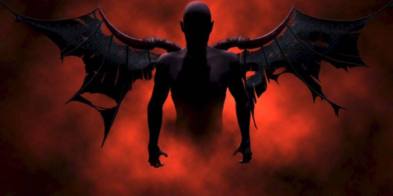 Lucifer representaba la Soberbia. Foto:Tumblr